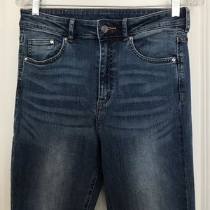 H&M Jeans - H&M High-Waisted Skinny Jeans